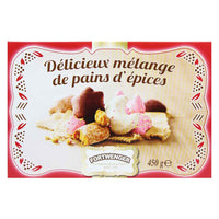 Assorted French Gingerbread by Fortwenger 15.8 oz