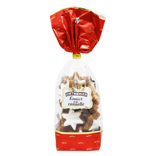 French Cinnamon Stars by Fortwenger 7 oz