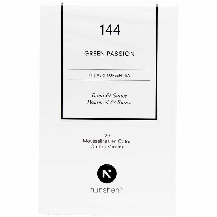 Ultra Premium Green Passion Fruit Tea by Nunshen