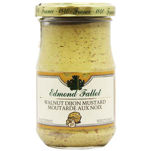 Edmond Fallot Walnut Mustard 7.4 oz (210g)