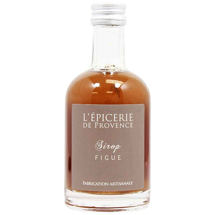 Premium Fig Syrup by Quai Sud from France 8.3 oz