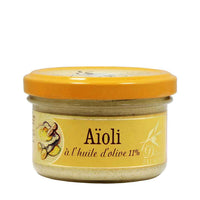 Delices du Luberon Garlic Mayonnaise Aioli 3.1 oz. (90 g)