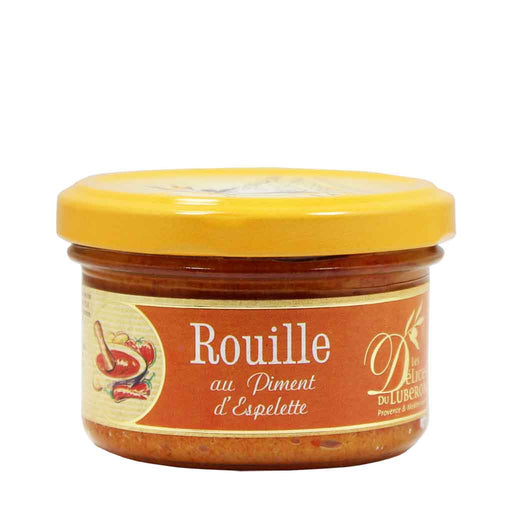 Delices du Luberon Rouille Espelette Pepper Mayonnaise 3.1 oz