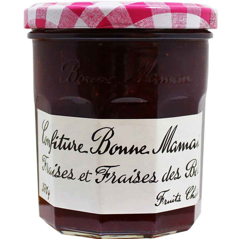 Bonne Maman French Wild Strawberry Jam 13 oz. (370 g)