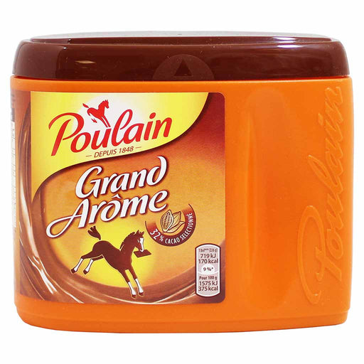 Poulain Grand Arome French Hot Chocolate Mix 15.7 oz. (450g)