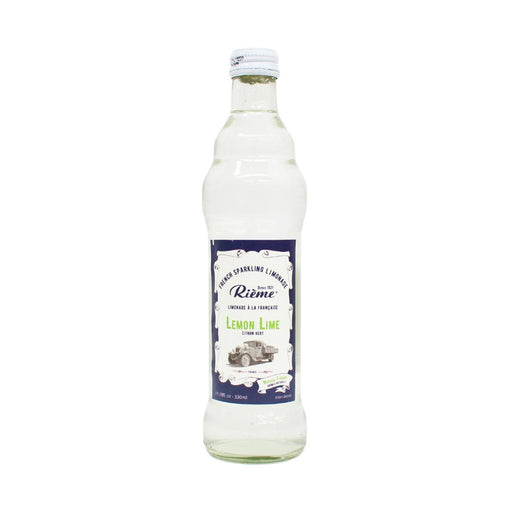 Rieme Sparkling Lime Lemonade, 11 fl oz. (330 mL)