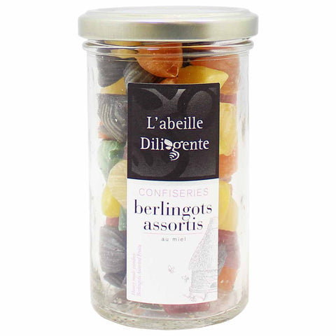 L'Abeille Diligente Berlingot Honey Candies 7.8 oz. (220g)