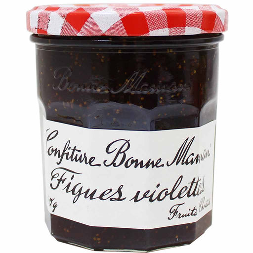 Bonne Maman French Purple Fig Jam (Imported from France), 13 oz.