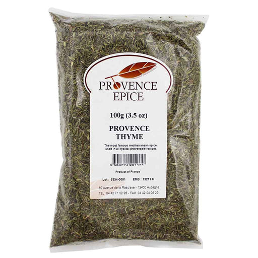 Provence Epice Provence Thyme 3.5 oz. (100g)