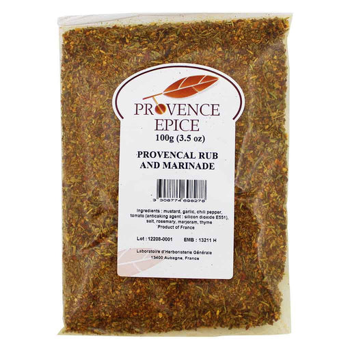Provence Epice Provencal Rub and Marinade 3.5 oz. (100g)