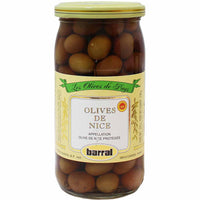 Barral Olives from Nice France 8.1 oz. (229g)