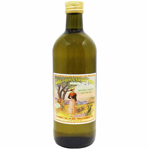 Barral Extra Virgin Olive Oil 33.8 fl. oz. (1 L)