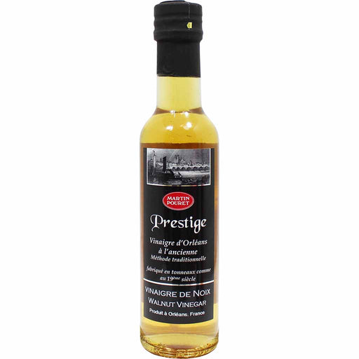 Martin Pouret Orleans Walnut Vinegar, 8.5 oz (250mL)