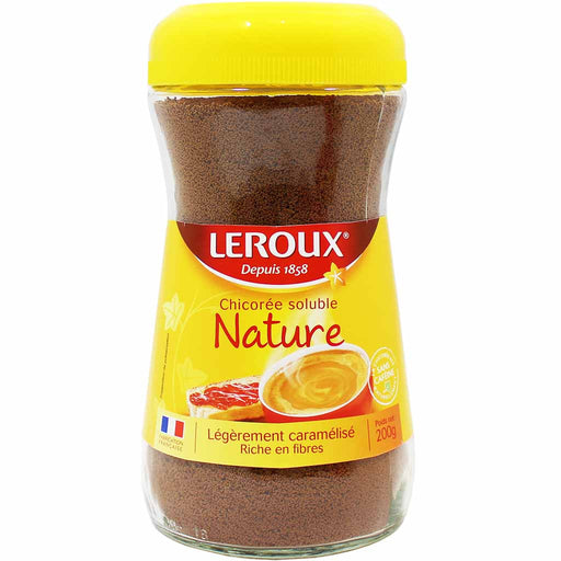 French Instant Chicory by Leroux 7 oz. (200g)