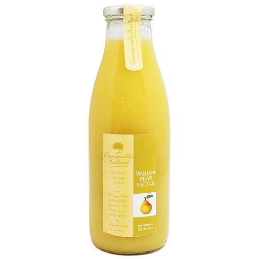 French Pear Nectar by Emmanuelle Baillard 25.3 fl oz. (750 ml)