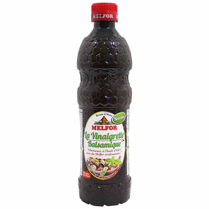 Melfor - Balsamic Vinaigrette, 16.9 fl. oz. (499 ml)