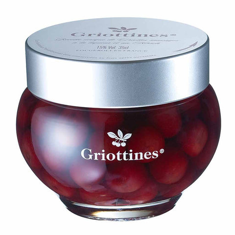 Griottines Morello Cherries in Kirsch 11.8 fl. oz. (35cl)