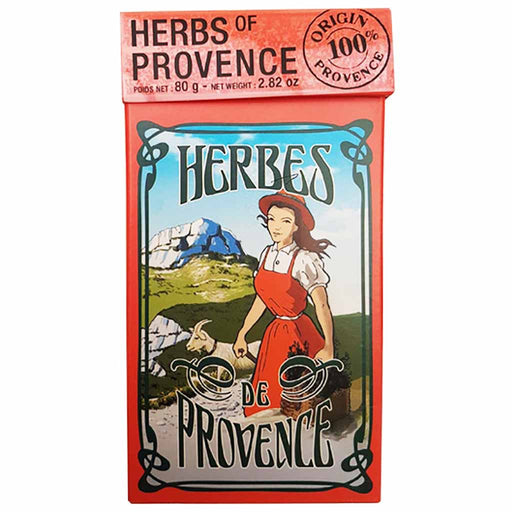 Herbs de Provence in Gift Box by L'Ami Provencal 2.8 oz. (80g)
