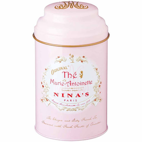 Nina's Paris Original French Marie Antoinette Tea Tin 3.5 oz. (100g)