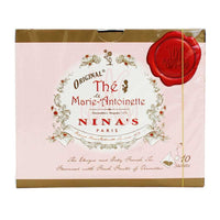 Nina's Paris Original Marie Antoinette Tea Box, 10 Sachets