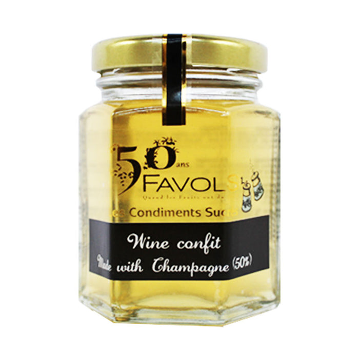 Favols Confit of Champagne 3.8 oz. (110g)