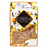 Confiserie Azureenne Candied Orange Slivers 7 oz. (200g)