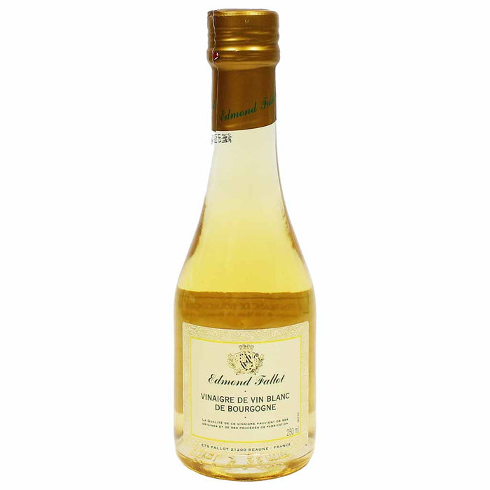 Edmond Fallot Burgundy White Wine Vinegar 8.3 oz. (250ml)