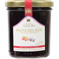 Francis Miot Forest Fruit French Jam 7.7 oz. (220g)