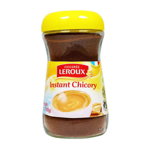 Instant Chicory Coffee by Leroux 3.5 oz.
