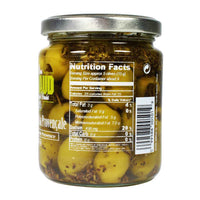 Arnaud Green Olives with Provence Herbs, 9.2 oz