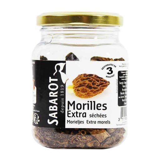 Sabarot ‑ Dried Morels, 1 oz.