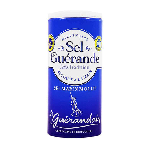 Le Guerandais - Fine Grey Sea Salt, 8.8 oz.