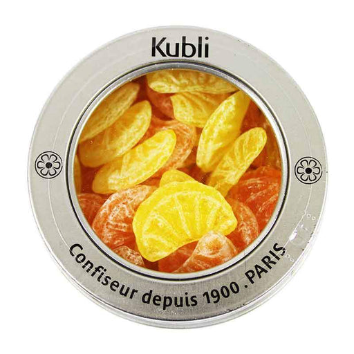 Kubli - Orange and Lemon Hard Candy, 1.7 oz.