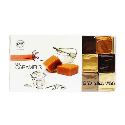 Paris Caramels - Assorted Butter Caramels, 5.8 oz.