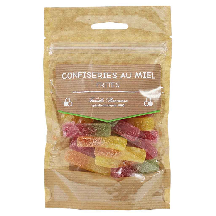 Apidis - French Fry Gummies with French Honey, 4.2 oz.