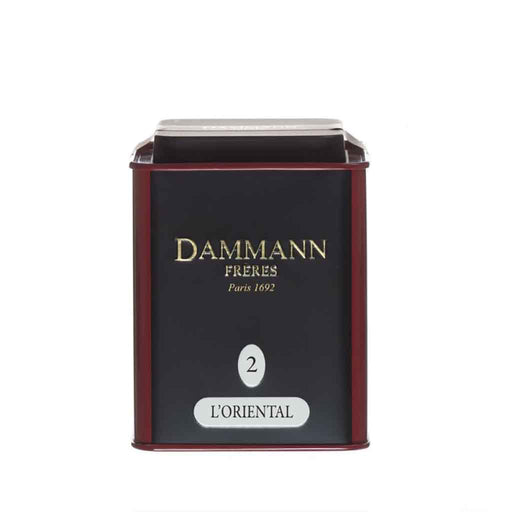 Dammann Freres - L'Oriental Green Tea Loose, 3.5 oz.