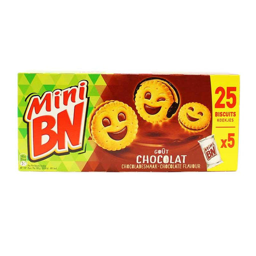BN - Chocolate Mini  Cookies, 6.2 oz.