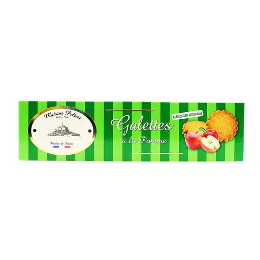 Maison Peltier - Apple Galette Cookies, 2.8 oz.