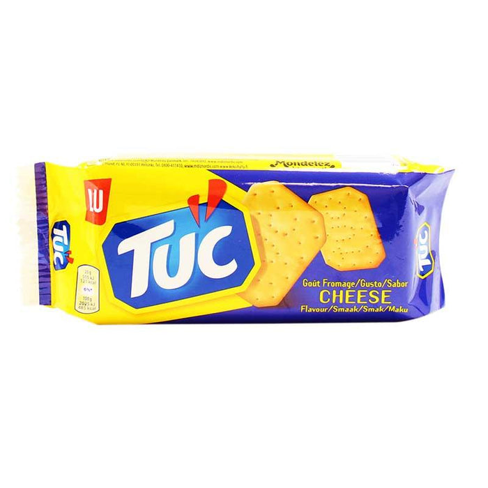 Tuc- Cheese Crackers, 3.5 oz.