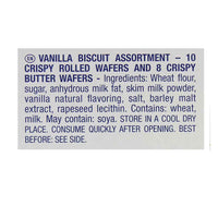 Gavottes- Crispy Rolled and Fan Wafers, 3.5 oz.