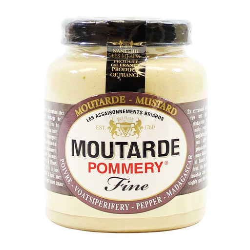 Pommery - French Mustard with Voatsiperifery Pepper, 3.5 oz.