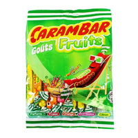 Carambar - Fruit Candies, 4.6 oz.