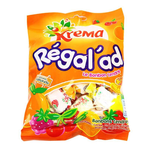 Krema - Regal'ad Chewy Fruit Candies, 5.3 oz.