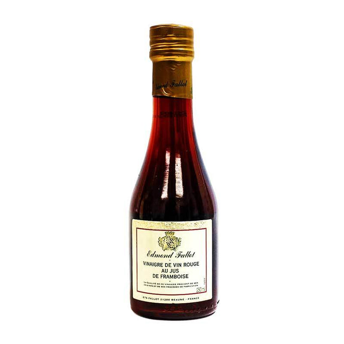 Edmond Fallot - Raspberry Red Wine Vinegar, 8.3 oz.