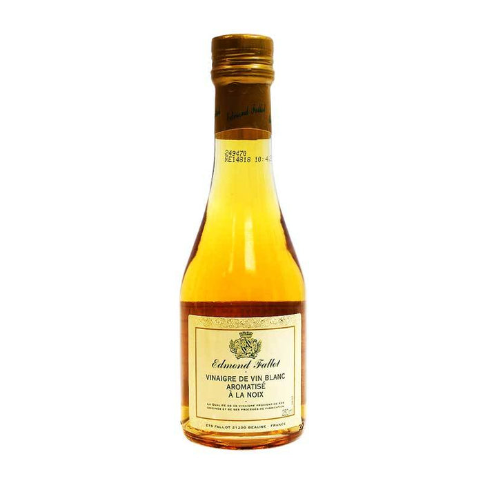 Edmond Fallot - Walnut White Wine Vinegar, 8.3 oz.