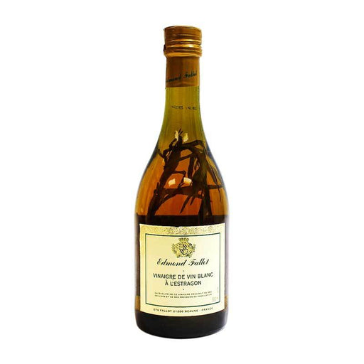 Edmond Fallot - Tarragon White Wine Vinegar, 16.7 oz.