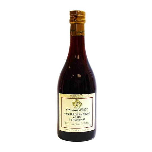Edmond Fallot - Raspberry Red Wine Vinegar, 16.7 oz.