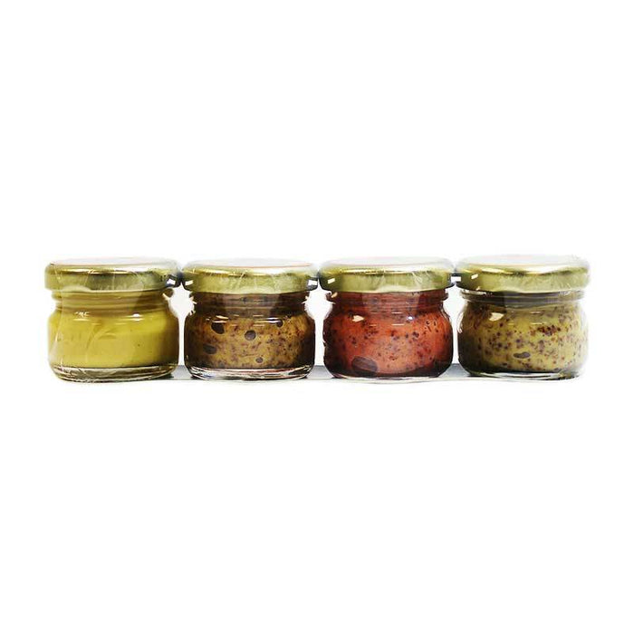 Edmond Fallot - Assorted Dijon Mustard Sampler, 3.5 oz.