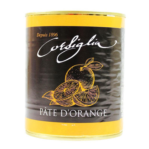 Corsiglia Ð Orange Paste, 35.2 oz. (1 kg)