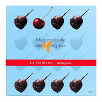 Mademoiselle de Margaux Chocolate Cherries, 16 pc, 6.7 oz (190 g)